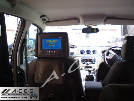 Ford S Max Acesdvds The Home Of Audio Car Entertainment