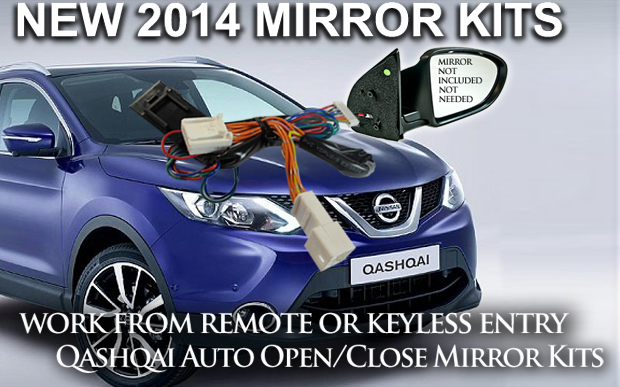 UK QQ 2014 MIRROR KIT INSTALL