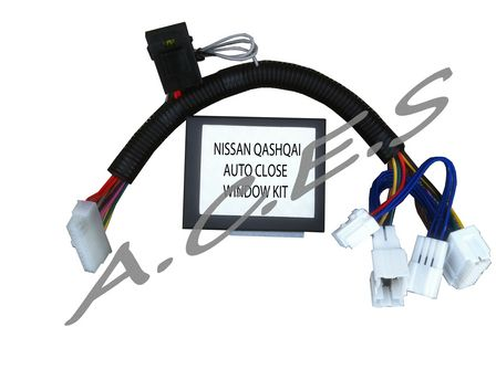 QASHQAI AUTO CLOSE WINDOW KIT